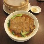 鼎泰豐 - パイクー麺