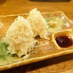 やきとり まさ吉 - 特製鶏シュウマイ580円