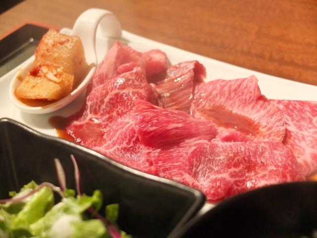 焼肉 乙ちゃん 目黒不動前店の料理の写真