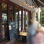 カスターニエ 軽井沢ローストチキン - 店舗外観2018年9月