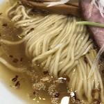 The Noodles & Saloon Kiriya - 自家製麺