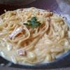 チーズケーキ工房・カフェ 風花 - 料理写真:選べるランチ(1500円) カルボナーラ