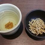 十割そば鈴風 - 料理写真: