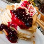 Sapporo Pancake&Parfait Last MINT - パンケーキ