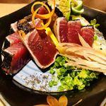 割烹 ゑびす - 塩タタキ