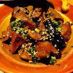 割烹 ゑびす - カツオの角煮