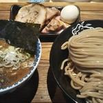 中華蕎麦 とみ田 - つけ麺大と特選全部トッピング