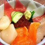 鮨庭 - 海鮮丼