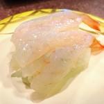 鮨庭 - 生えび