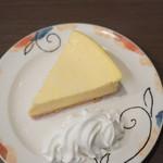加藤珈琲店  - ニューヨークチーズケーキ