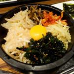 韓国旬菜ハル - 石焼ビビンバ