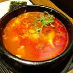 韓国旬菜ハル - 純豆腐チゲ