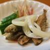 太郎 - 料理写真:小鯵南蛮漬け