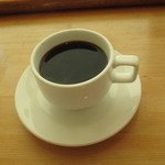 菓子工房pure - 有機コーヒー(ホット)