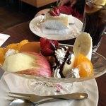 ボンボン - プリンローヤル&スペシャルショートケーキ