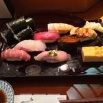築地玉寿司 - 江戸にぎり