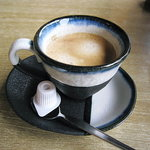ぱぁくえりあ やまもと - コーヒー♪