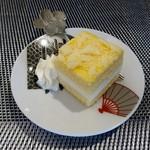 カフェ さくら坂 - 犬山鵜飼い弁当のデザート