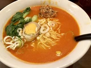 華蓮 - 担々麺750円