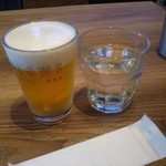 FLOWS GRILL|BAR - ハートランドビール/ハーフパイント