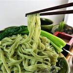 東京料理 ゑの木 - 進化した あだち菜うどん