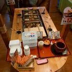 天神屋 - 料理写真:「しぞ~かおでん」
