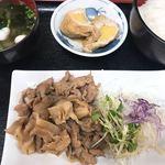曙 - 日替わりランチ500円