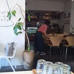 light side cafe - 店内