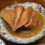 加乃季節料理 - 料理写真:イカの印篭煮