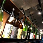 日本酒と串カツ・酒粕おでん 一穂 希SAKU - 店内