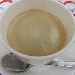 イカリヤ食堂 - コーヒー