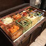 焼肉×モダン個室 居酒屋 Haru Haru - 宝石箱~当店からの贈り物~(1,180円)