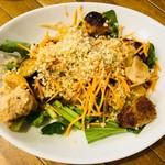 AIN SOPH. ripple - grilled salad bowl regular(680円)