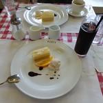 イタリア食堂 MARIA - デザート