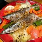 92826781 - 秋刀魚のガルシア風煮込み