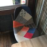 離島キッチン - 今回わたしが使用した椅子です