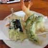 長浜 - 料理写真:長浜御膳の天婦羅