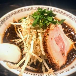 卍力 - 料理写真:スパイス・もやしラー麺