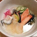 竹寿し - 酢の物
