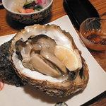 竹寿し - 岩牡蠣
