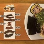大重食堂 - 出汁の七節(松坂屋上野店「九州物産展」)