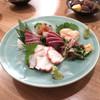魚真 - 料理写真:お刺身6点盛り
