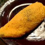 GRILL HIRO - 蘭王卵のオムレツ