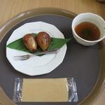 古民家レストラン 棚田カフェ ごんべい - 本日のスイーツ300円