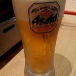 92837606 - 生ビール(スーパードライ)550円