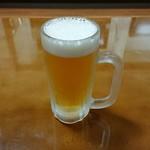 居酒屋 紅葉 - ドリンク写真:生ビール