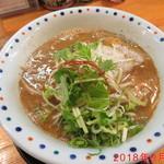 中村商店 - 濃厚味噌豚骨 \850