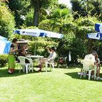 ココナラ カフェ - ガーデン