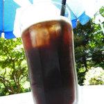 ココナラ カフェ - アイスコーヒー