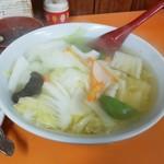 92841246 - 野菜スープ  300円